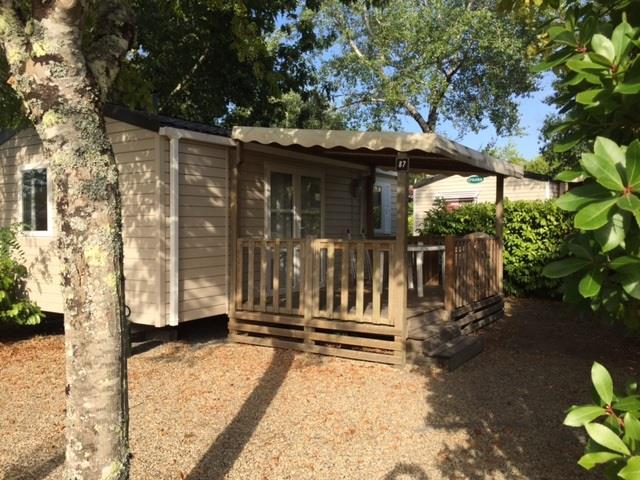 Location - Mobilhome Eco 24M² (2 Chambres) - Camping Bimbo