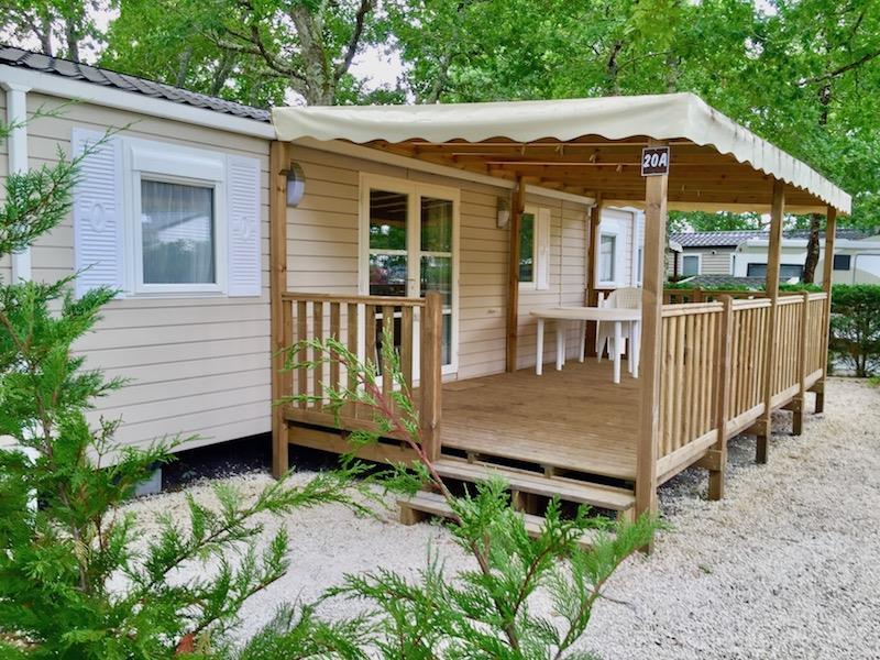 Location - Mobilhome Confort+ 40M² (4 Chambres) - Camping Bimbo