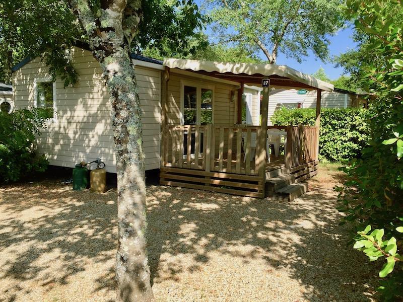 Location - Mobilhome Confort+ 28M² (2 Chambres) - Camping Bimbo