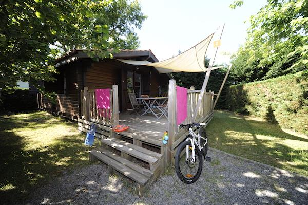 Location - Chalet Confort+ 32M² (2 Chambres) - Camping Bimbo