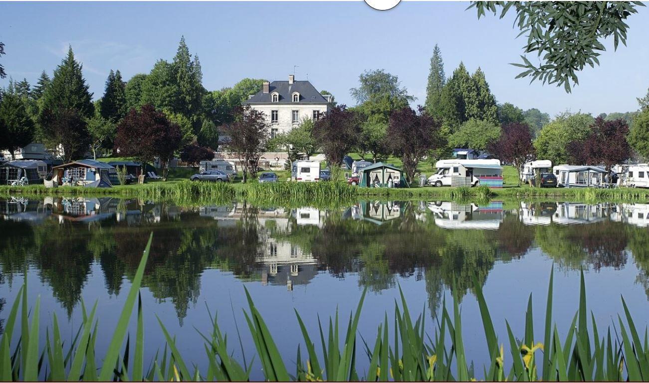 Camping le Brévedent, Le Brévedent, Calvados