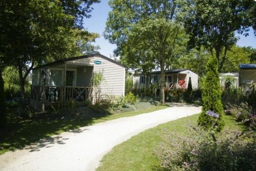 Location - Confort Océane 2 Chambres 27M² - Camping Le Cabellou Plage