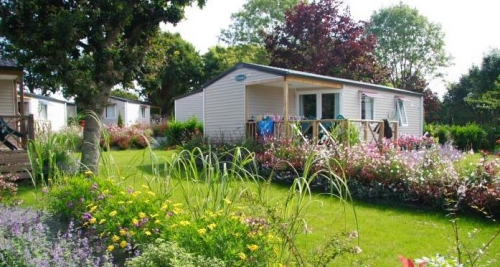 Location - Confort Family 3 Chambres 35M² - Camping Le Cabellou Plage