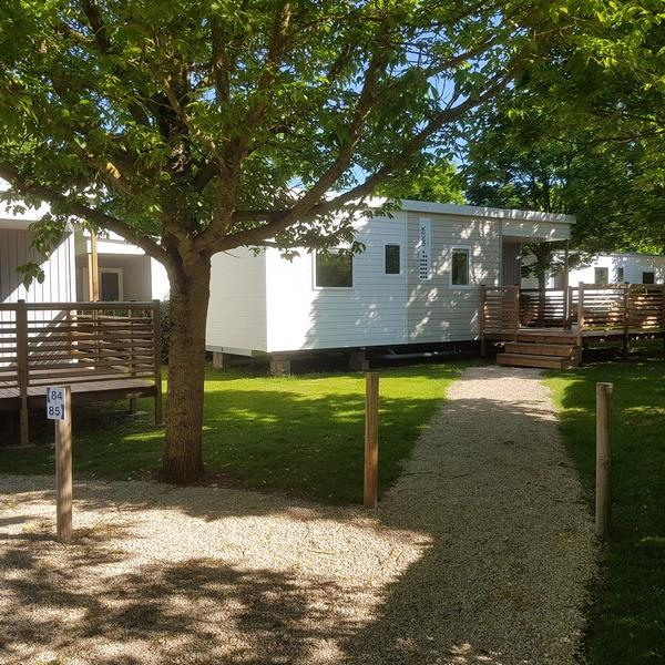 Mobilhome semaine Famille Luxe