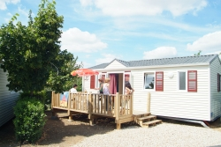 OFFRE SPECIALE MOBIL HOME  NUITEE