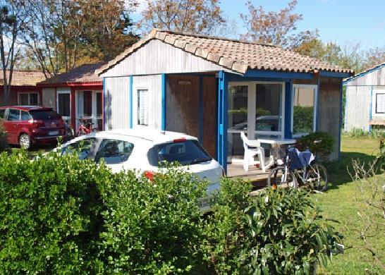 Location - Chalet Evasion - Camping La Brande