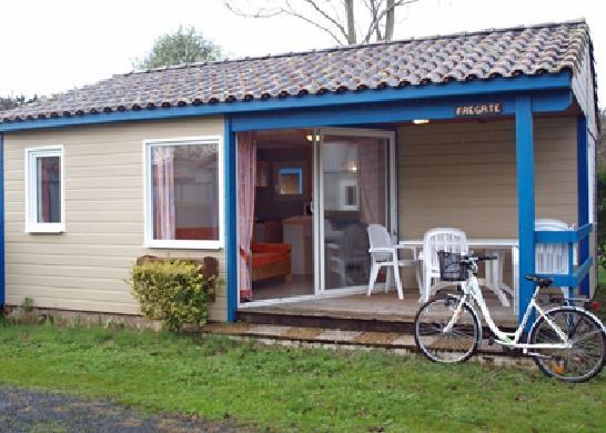 Location - Chalet Rêve - Camping La Brande