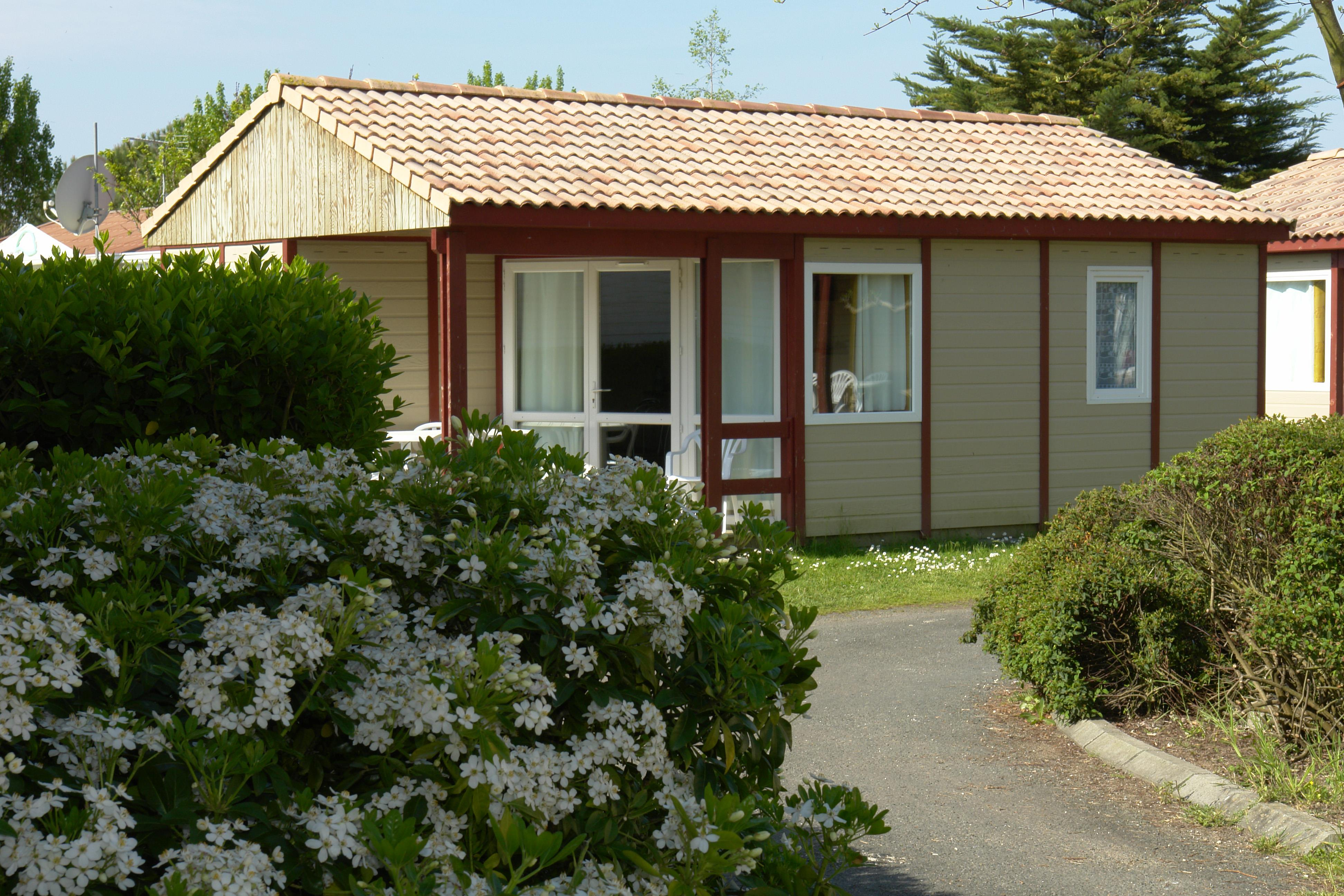 Location - Chalet Family - Camping La Brande