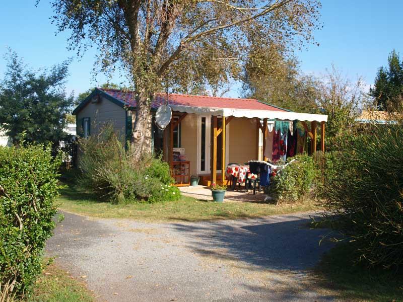 Location - Mobilhome Prestige - Camping La Brande