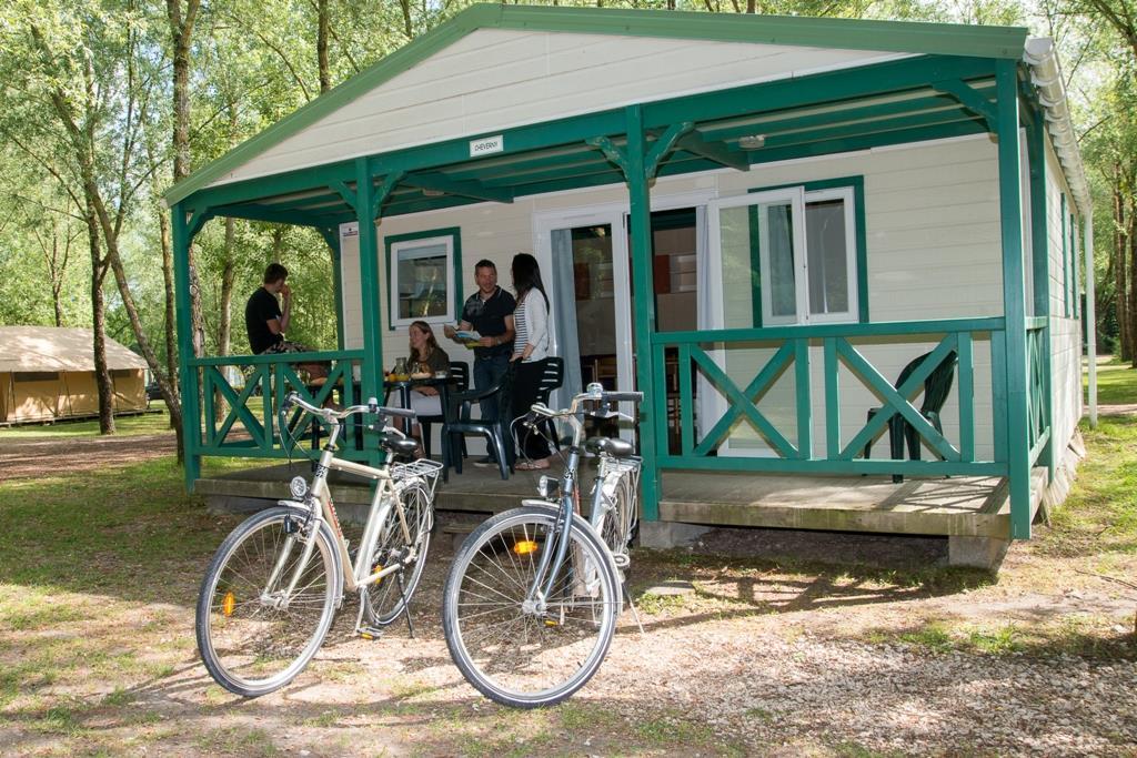 Camping Sites et Paysages les Saules, Cheverny, Loir-et-Cher