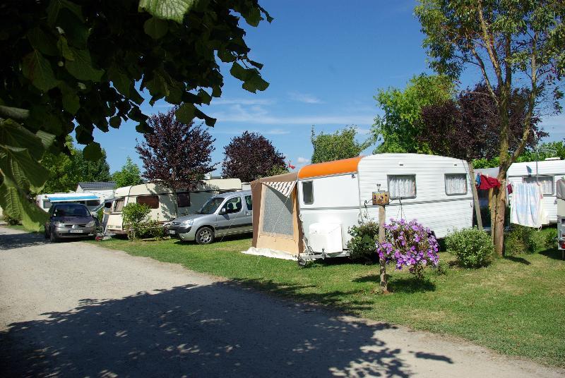 Camping le Teñzor de la Baie, Cherrueix, Ille-et-Vilaine
