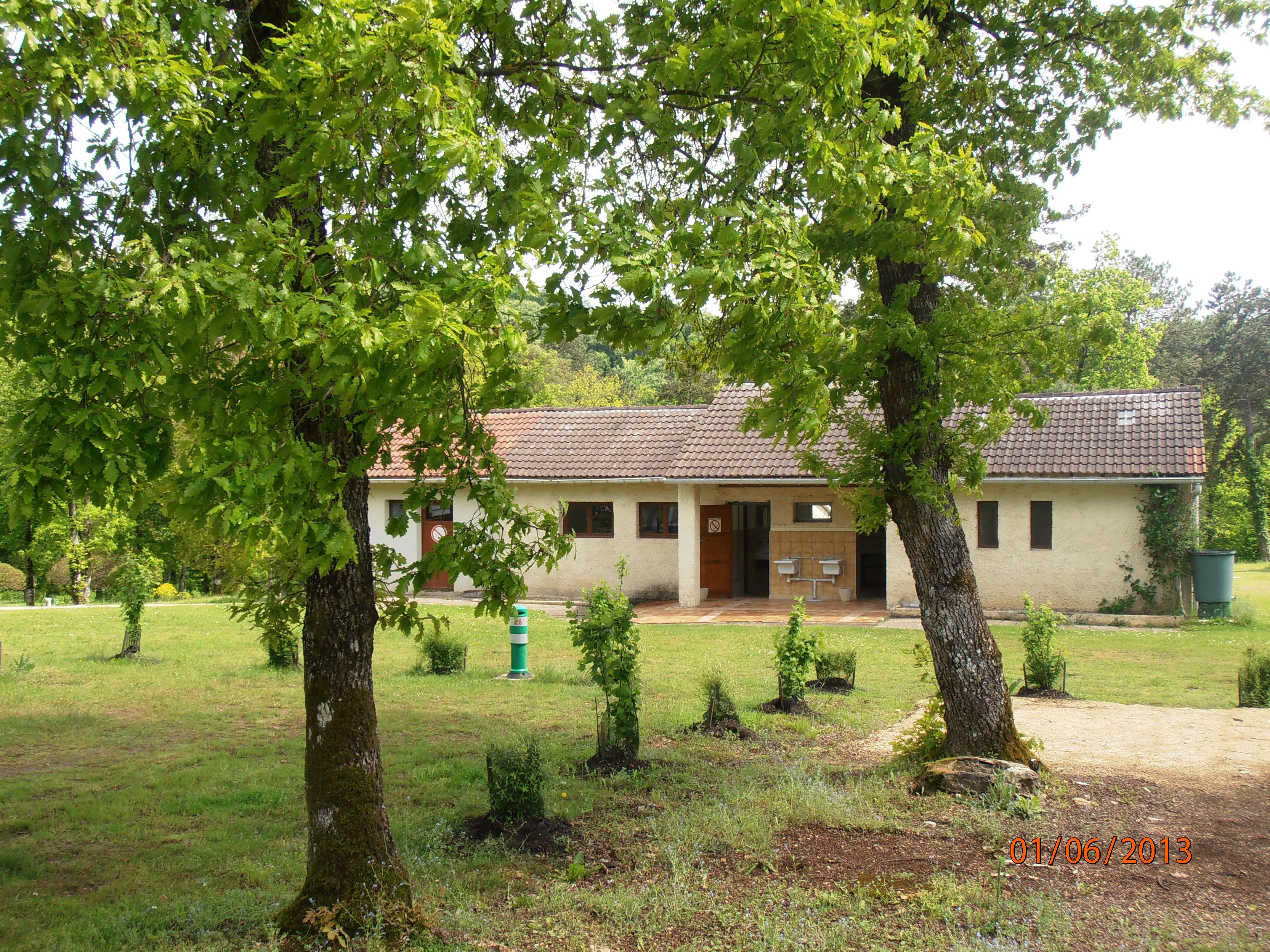 Camping la Pelouse, Jaulny, Meurthe-et-Moselle