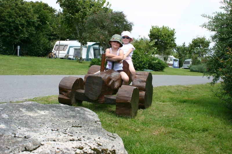 Camping de Lann Hoedic, Sarzeau, Morbihan