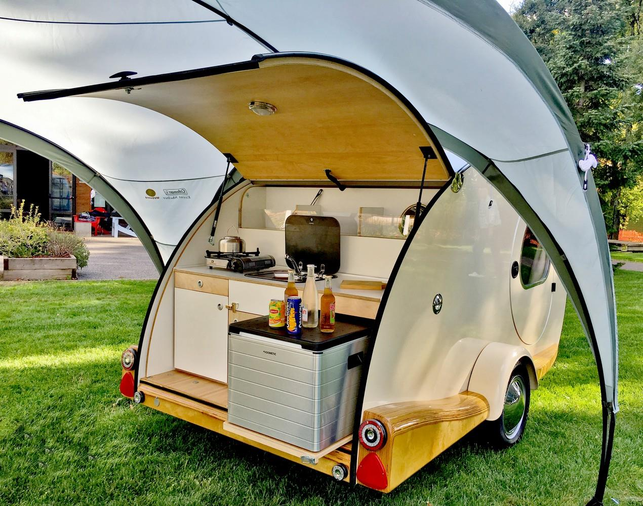 My Drop Mini Caravane