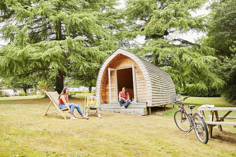 Camping le Clos du Blavet, Bieuzy-les-Eaux, Morbihan