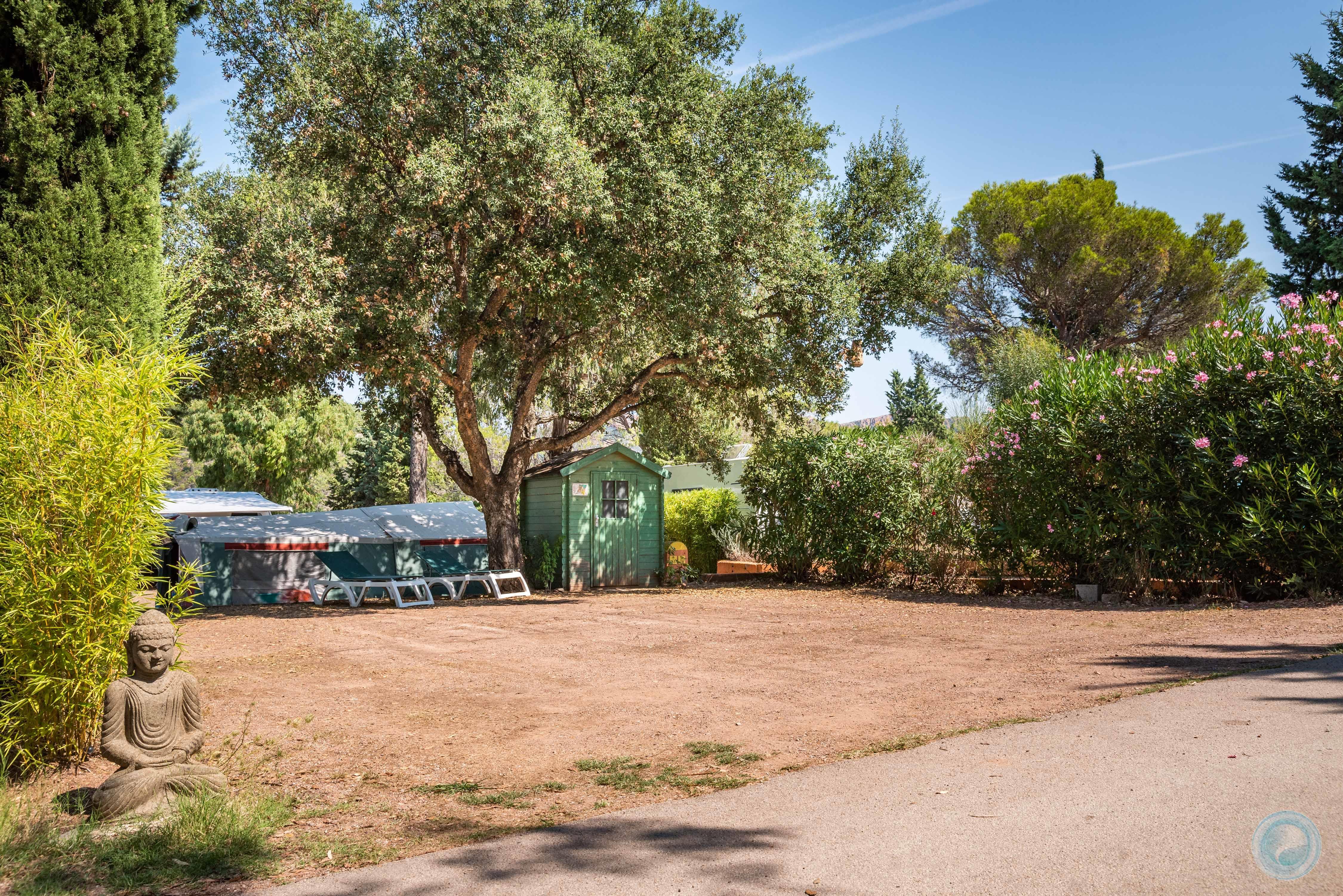 Emplacement - Emplacement 'Confort' Caravane / Campingcar Attention Pas De Tentes - Esterel Caravaning