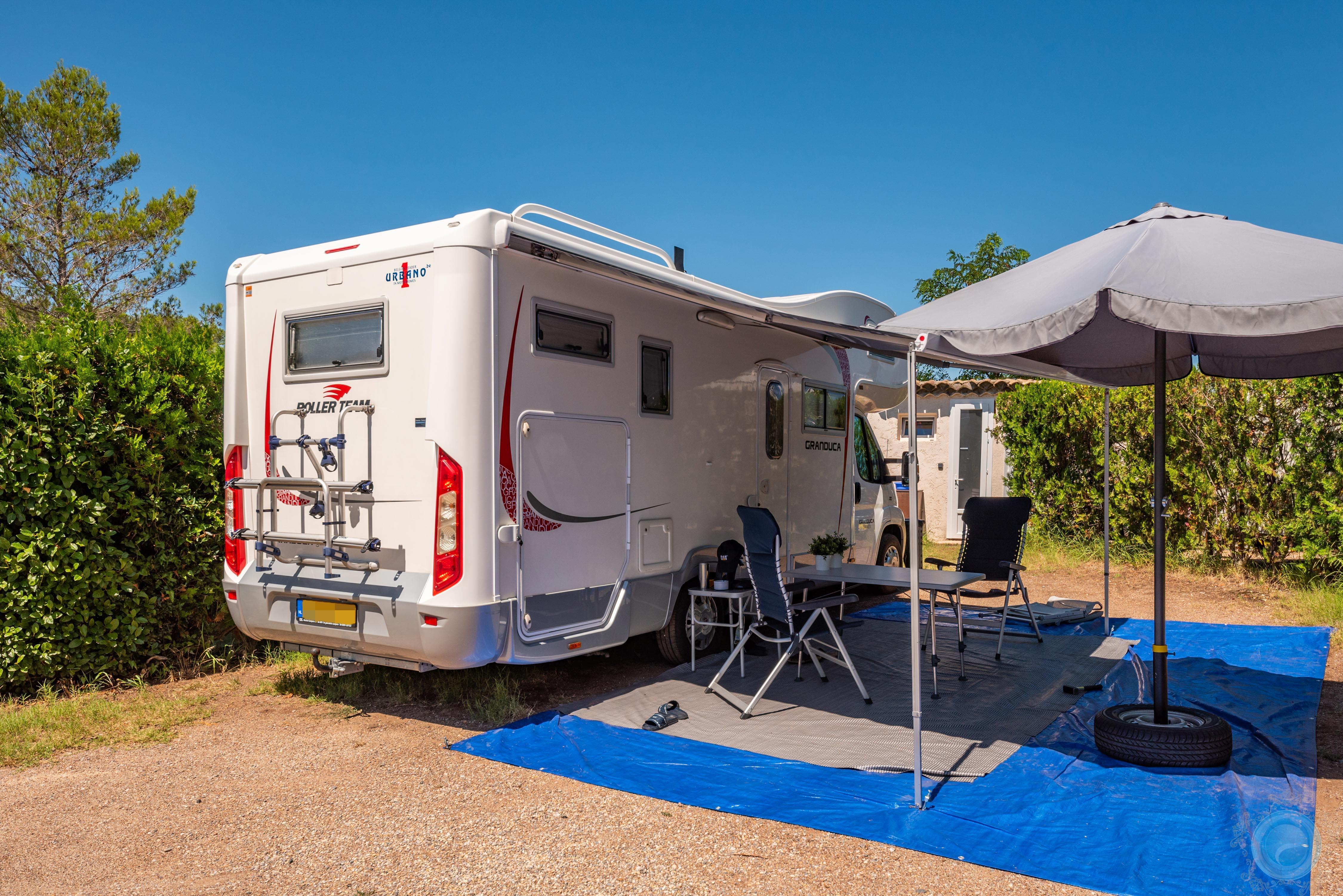 Emplacement - Emplacement 'Luxe' (Caravane / Campingcar, Attention: Pas De Tente) - Esterel Caravaning