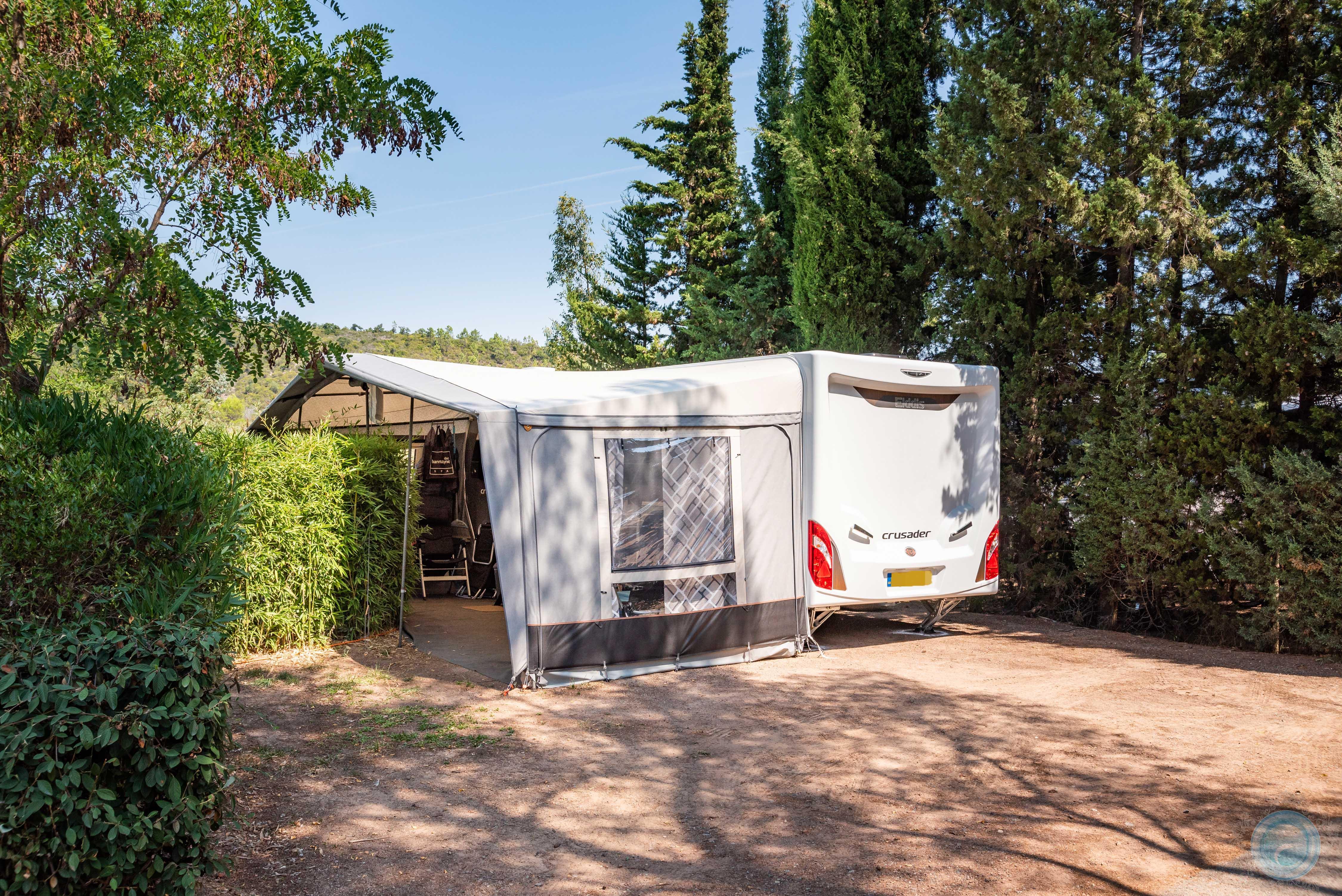 Emplacement - Emplacement 'Royal Maxi' (Caravane / Camping- Cars, Pas De Tente) - Esterel Caravaning