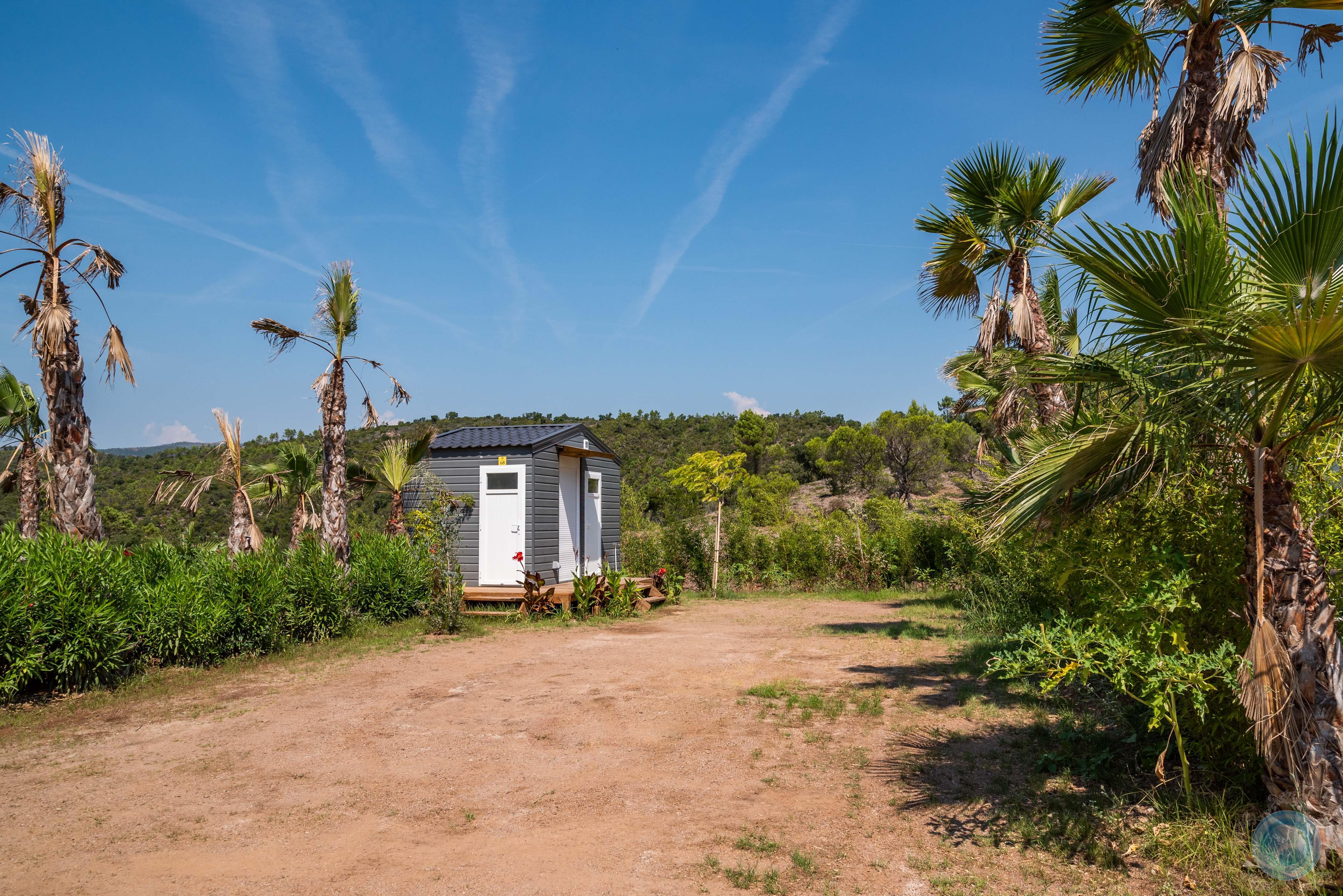 Emplacement - Deluxe Prestige (Caravane / Campingcar, Attention: Pas De Tente) - Esterel Caravaning