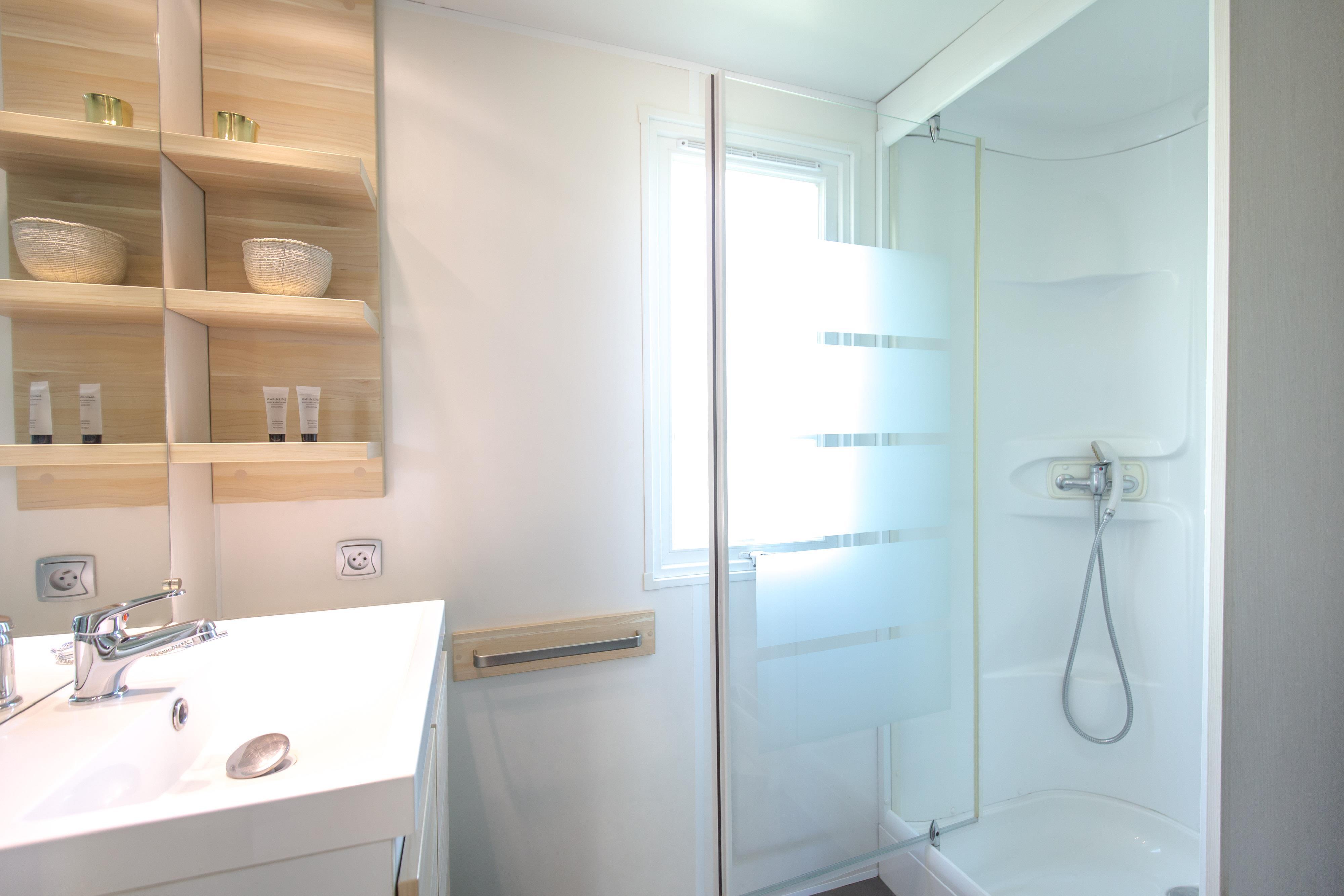 Location - Mini Suite Confort - Esterel Caravaning