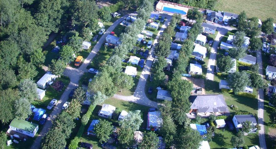 Camping Kervoen, Clohars-Carnoet, Finistère