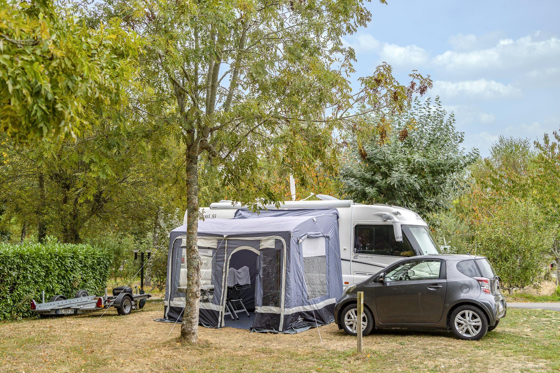Emplacement - Emplacement *** - Camping Sandaya Les Deux Fontaines