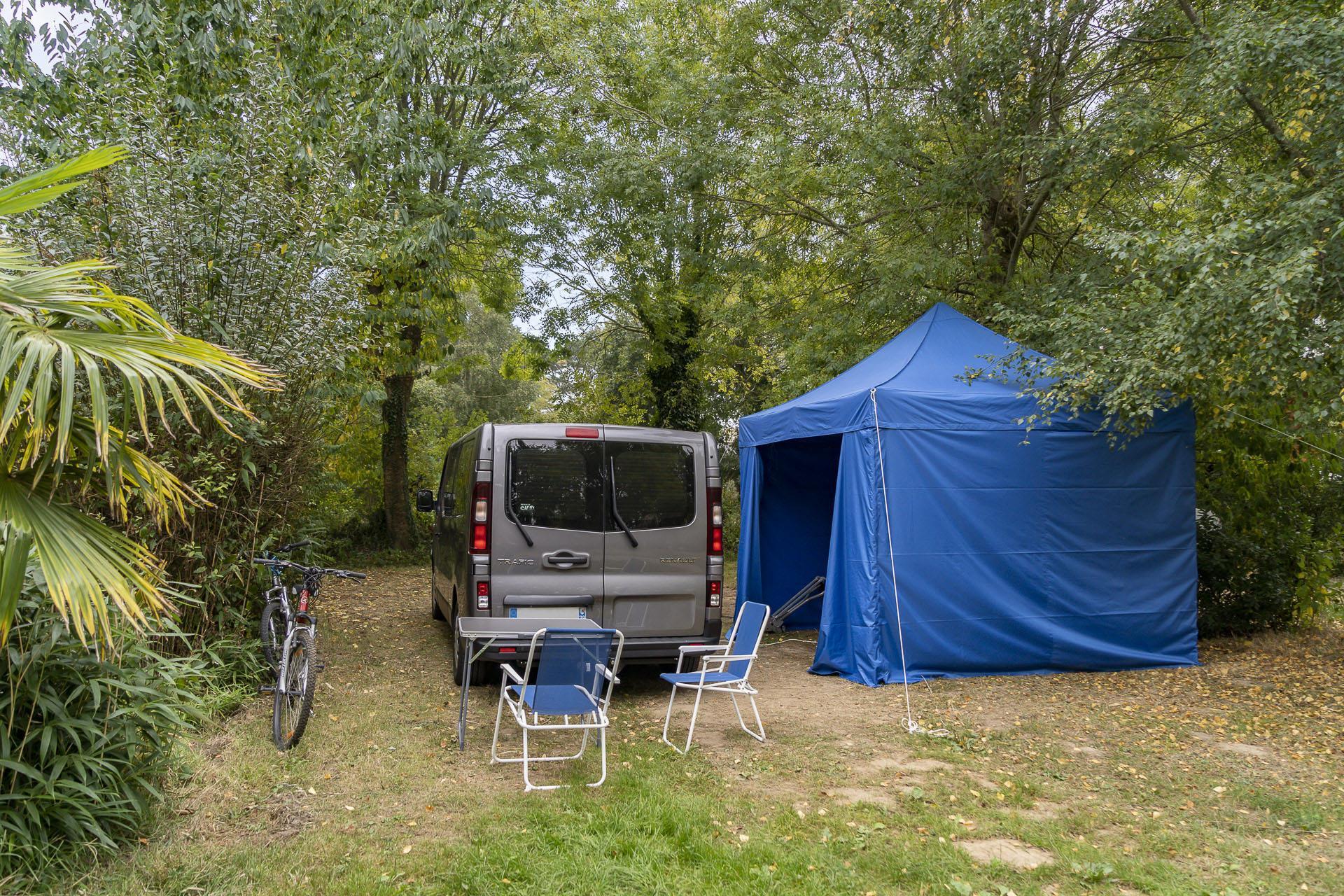 Emplacement - Emplacement **** - Camping Sandaya Les Deux Fontaines