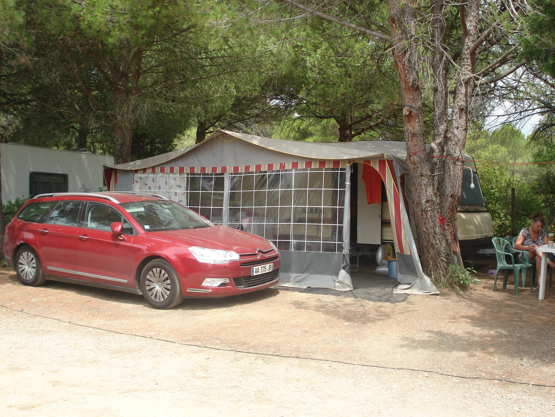 Camping  le Malolya (Das Pinhiers), Villemoustaussou, Aude