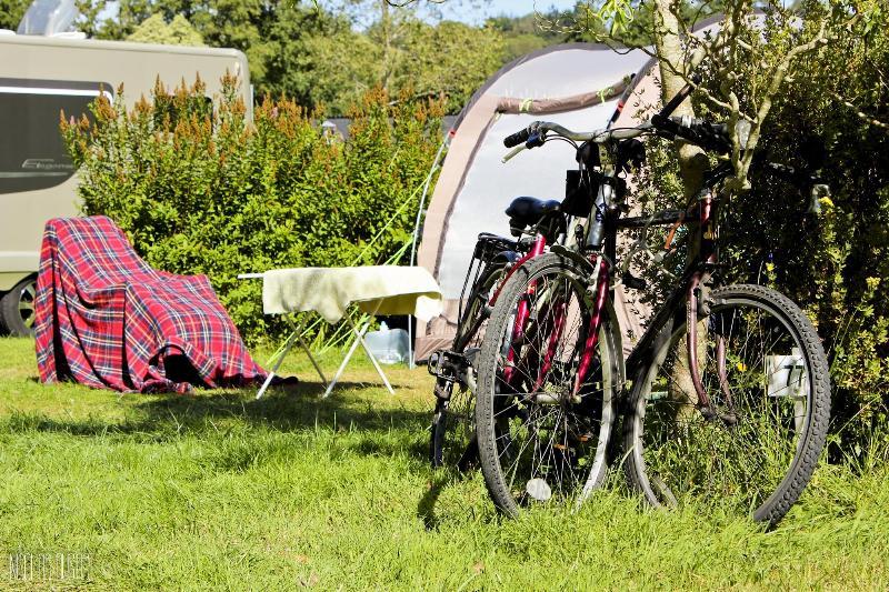 Camping Baie de Térénéz, Plouezoc'h, Finistère