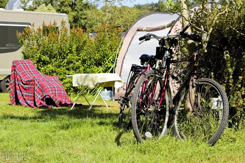 Emplacement - Emplacement Randonneur (À Pied Ou À Vélo) 2 Personnes, Tente(S) - Camping Baie de Térénez