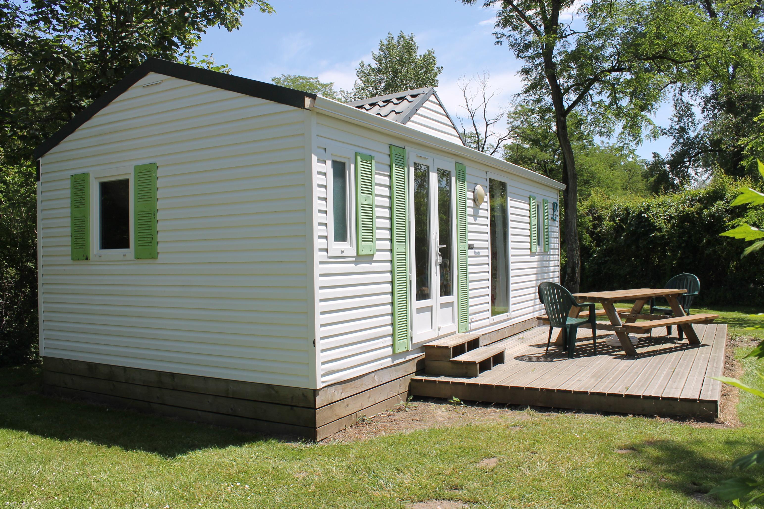 Camping la Croix St Martin (Vichy), Abrest / Vichy, Allier