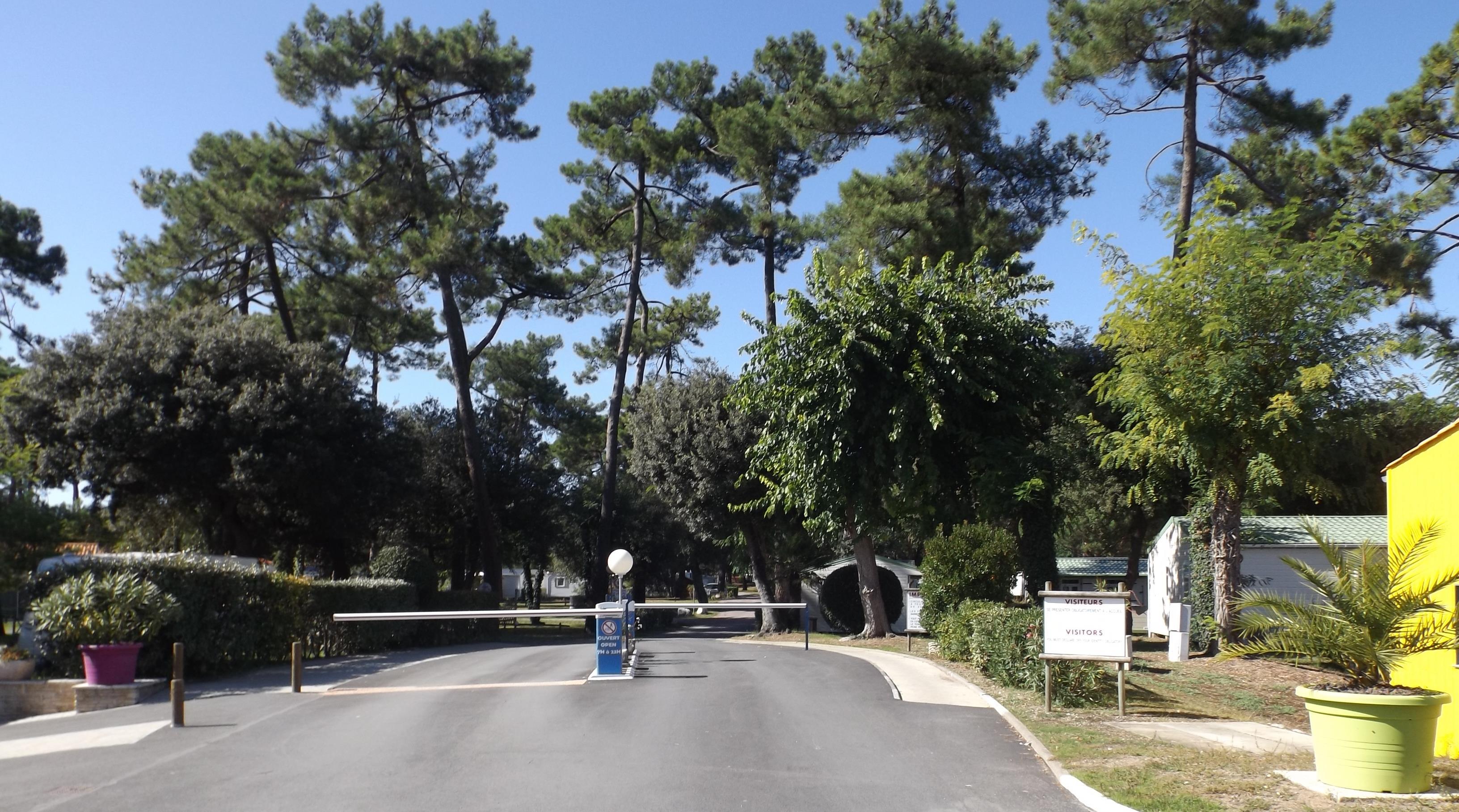Camping St-Tro'park , Saint-Trojan-les-Bains, Charente-Maritime