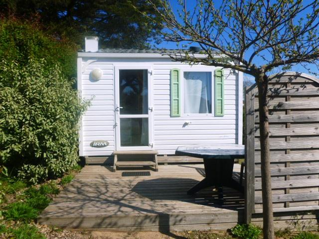 Location - Mobil-Home 1 Chambre - Camping Les Baleines