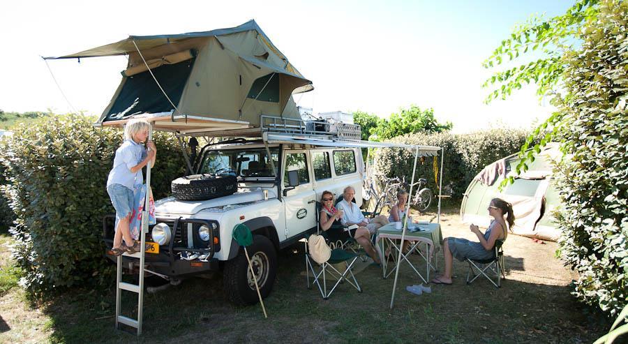 Camping les Baleines, Saint-Clément-des-Baleines, Charente-Maritime