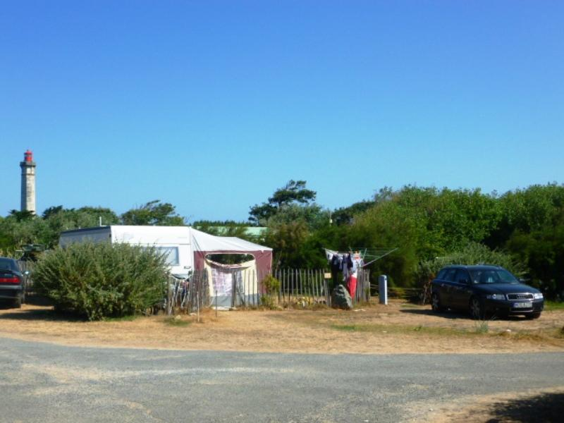 Emplacement - Emplacement Pour 1 Camping-Car - Camping Les Baleines