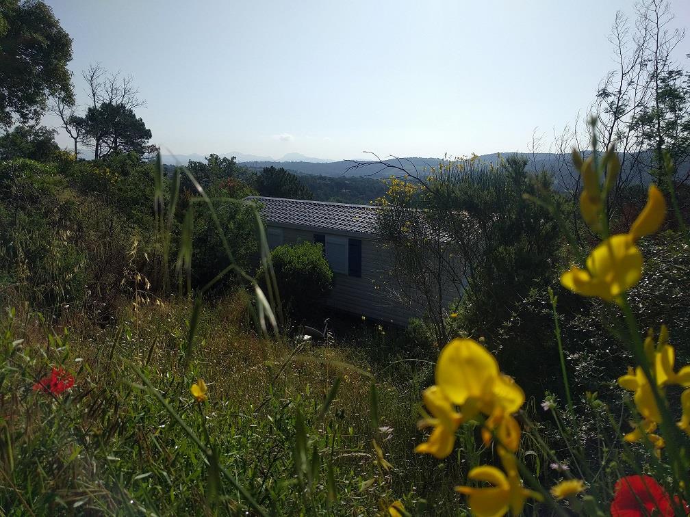 Location - Cottage A - 2 Chambres - Sans Climatisation - 29M² - Camping Castel Domaine de la Bergerie