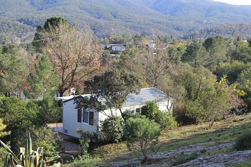 Location - Cottage B - 2 Chambres (Sans Climatisation, 23-30M²) - Camping Castel Domaine de la Bergerie