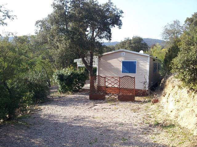 Location - Cottage Espace B - 2 Chambres - Sans Climatisation - 32M² À 36M² - Camping Castel Domaine de la Bergerie