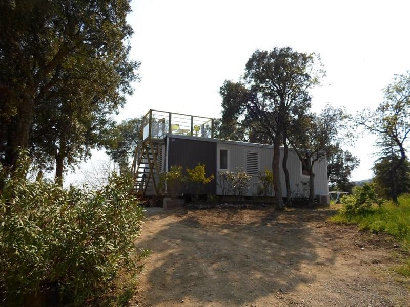 Location - Premium Avec Solarium Sur Le Toit - 2 Chambres - 32M² - Camping Castel Domaine de la Bergerie