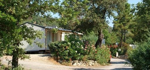 Location - Privilège A - 2 Chambres - 27M² À 30M² - Camping Castel Domaine de la Bergerie