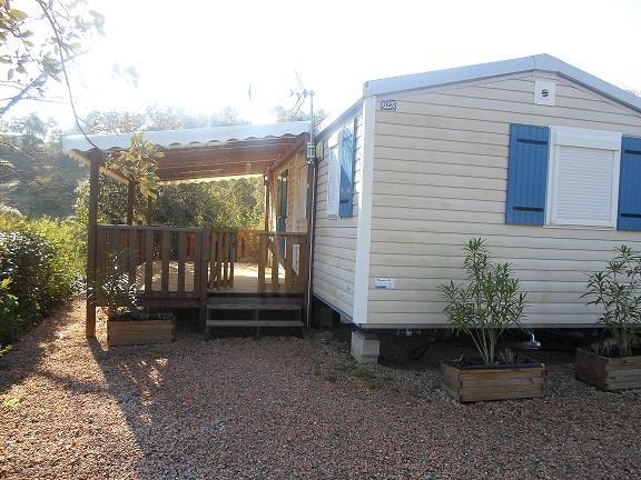 Location - Privilège Espace A - 2 Chambres - 34M² À 38M² - Camping Castel Domaine de la Bergerie