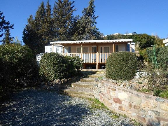 Location - Privilège Espace A - 3 Chambres - 38M² À 40M² - Camping Castel Domaine de la Bergerie