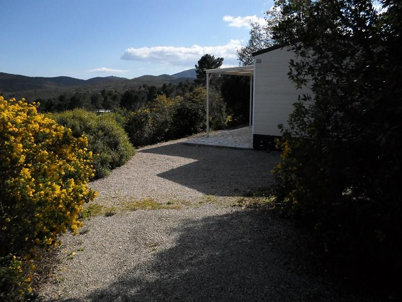 Location - Cottage Espace C - 2 Chambres - Sans Climatisation - 32M² À 38M² - Camping Castel Domaine de la Bergerie