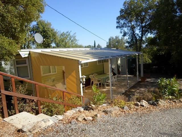 Location - Eco Espace D - 2 Chambres - Sans Climatisation - 36M² - Camping Castel Domaine de la Bergerie