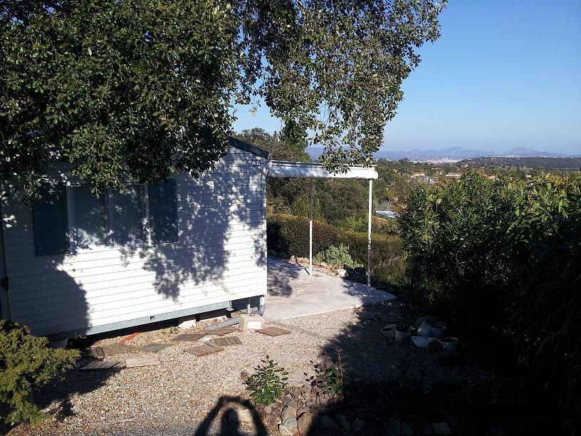 Location - Cottage Espace C - 2 Chambres - Sans Climatisation - 33M² À 37M² - Camping Castel Domaine de la Bergerie