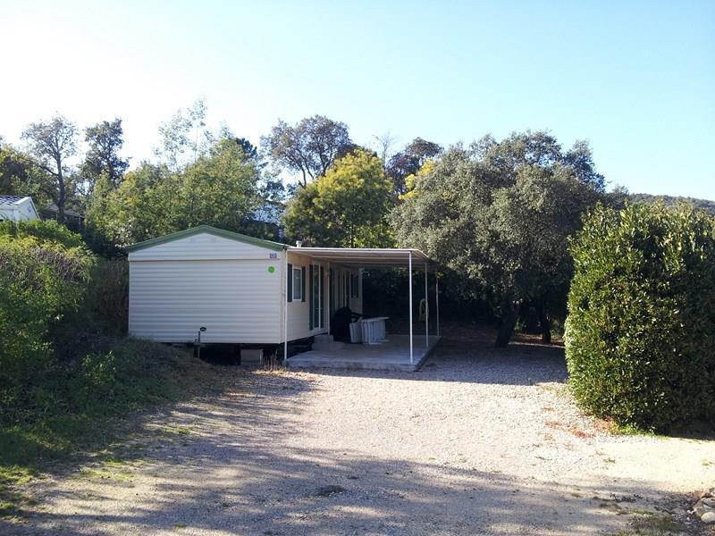 Location - Cottage Espace D - 3 Chambres - Sans Climatisation - 39M2 - Camping Castel Domaine de la Bergerie
