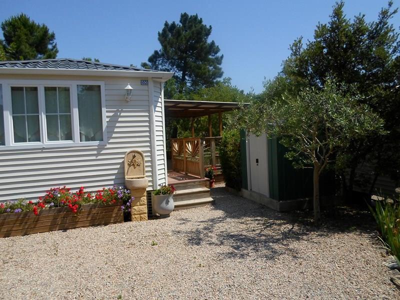 Location - Privilège C - 2 Chambres - 30M² - Camping Castel Domaine de la Bergerie