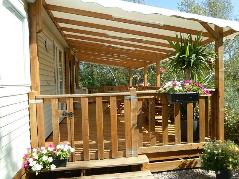 Location - Formule Week-End En Cottage Pour 6 Personnes - Camping Castel Domaine de la Bergerie