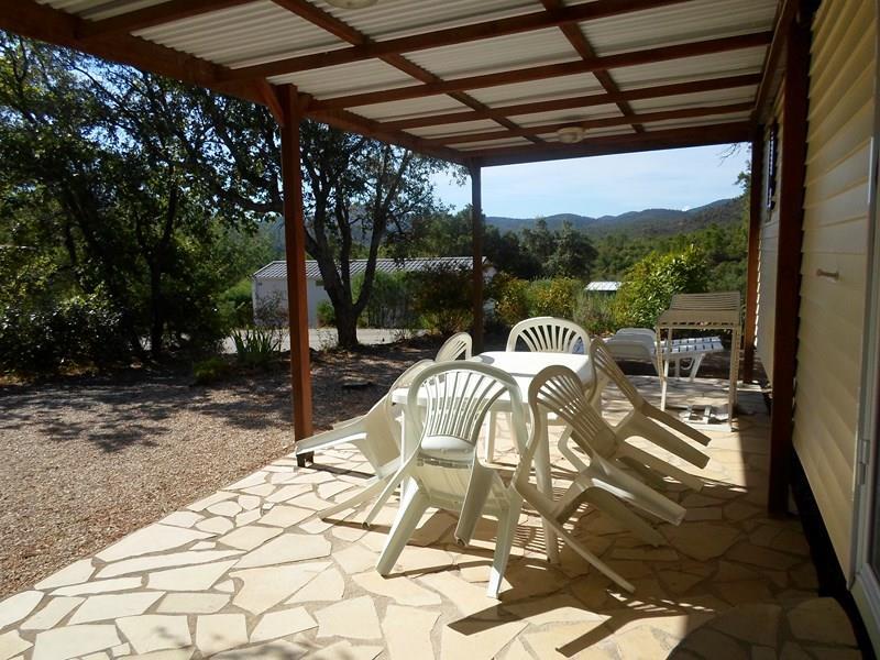 Location - Cottage D - 2 Chambres - Sans Climatisation - 22 À 26M² - Camping Castel Domaine de la Bergerie