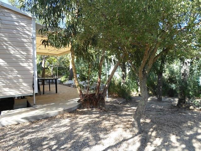 Location - Cottage D - 3 Chambres - Climatisation - 32M² - Camping Castel Domaine de la Bergerie